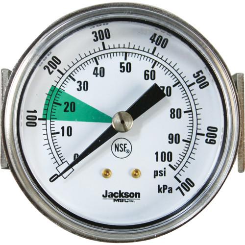 JACKSON 6680-011-86-42 GAUGE PRESSURE