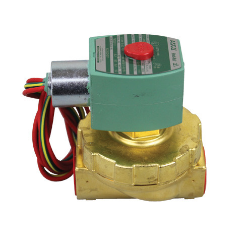ASCO 8220G407-24/60 STEAM SOLENOID VALVE