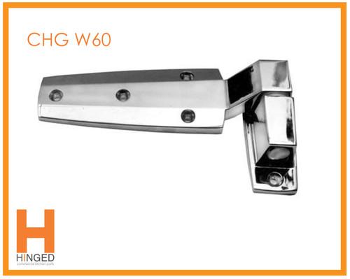 CHG  W60-1000 Walk-in Cooler Hinge Flush