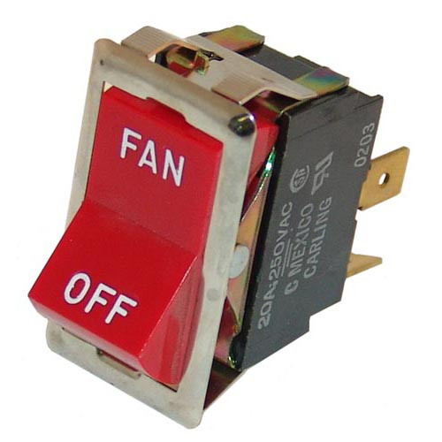 MONTAGUE 23128-2 FAN SWITCH