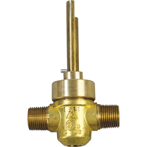 JADE RANGE 4410600100 GAS VALVE - ON/OFF