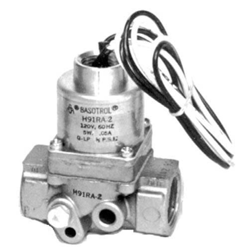 NIECO 2085-A VALVE GAS SOLENOID