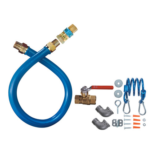 "DORMONT 16100KIT48 HOSE KIT GAS - 1"" X 48"