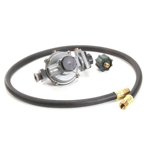 BAKERS PRIDE 21840511 3/8X45 LP GAS HOSE ASSY