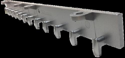 Strip Curtain Mounting Hardware Quickmount HD