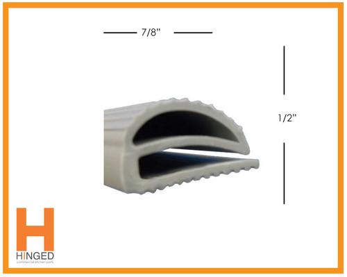 Glastender 1000069 Cooler/Freezer Drawer Gasket 10-1/4 x 18-1/2