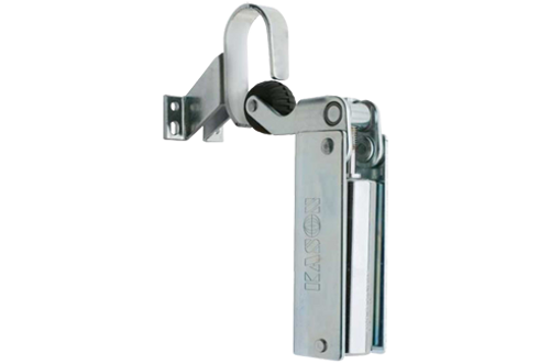 Kason 1092 walk-in freezer cooler door closer