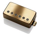 EMG 57 Alnico V Active Bridge Humbucker - brushed gold