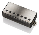 EMG 57-7H Alnico V Active Bridge 7 String Humbucker - brushed chrome