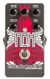 Catalinbread RAH Royal Albert Hall WIIO Overdrive pedal