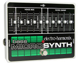 Electro-Harmonix Bass Microsynth Synthesizer pedal