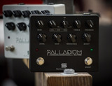 Seymour Duncan Palladium Gain Stage High Gain Distortion pedal - black