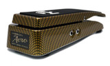 Mission Engineering EP-25 Pro Aero Dual Channel Expression Pedal - gold carbon