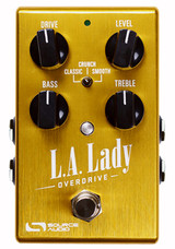 Source Audio One Series L.A. Lady Overdrive pedal