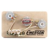 Emerson Custom Strat 5-Way Prewired Kit