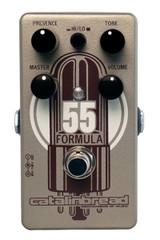 Catalinbread Formula No. 55 Tweed Amp Overdrive pedal