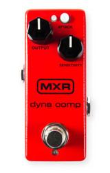 MXR M291 Dyna Comp Mini Compressor pedal w/ ECB-003 9v power supply