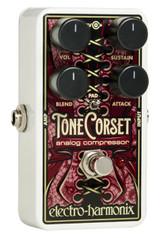 Electro-Harmonix Tone Corset  Analog Compressor pedal