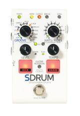 Digitech SDRUM Strummable Drums Percussion pedal
