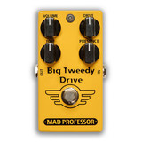 Mad Professor Big Tweedy vintage overdrive pedal