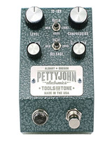 Pettyjohn Electronics Foundry Series Crush Compressor pedal