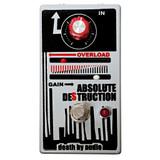 Death By Audio Absolute Destruction Fuzz pedal