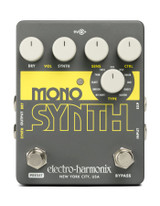 Electro-Harmonix Mono Synth Guitar Synth pedal