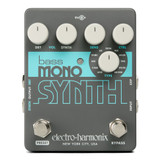 Electro-Harmonix Bass Mono Synth Bass Synthesizer pedal