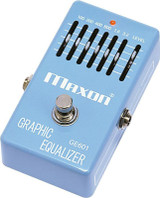 Maxon GE601 Graphic Equalizer Reissue - B stock