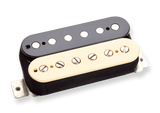 Tonerider Birmingham Alnico 5 Bridge Humbucker - zebra, F-spaced