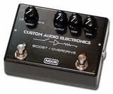 MXR Custom Audio Electronics MC-402 Boost/Overdrive