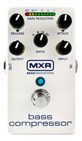 MXR M-87 Bass Compressor