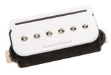 Seymour Duncan SHPR-2 P-Rails Hot Bridge Humbucker - white
