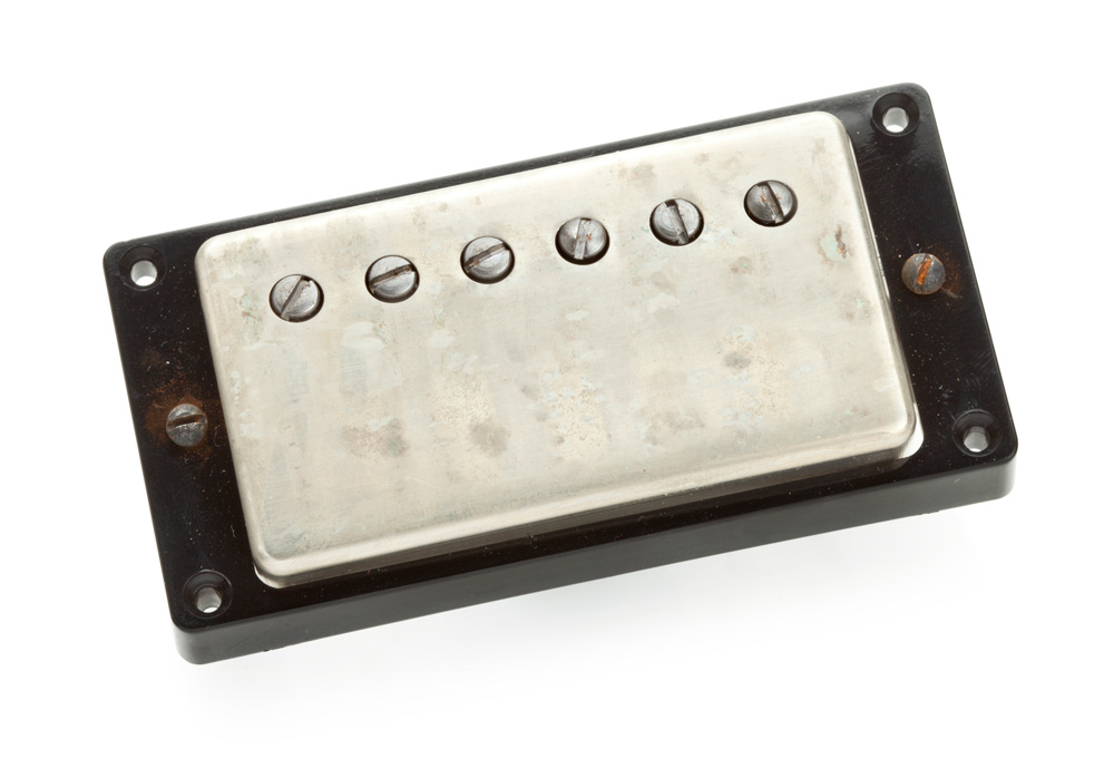 Seymour Duncan Antiquity Neck Humbucker - nickel