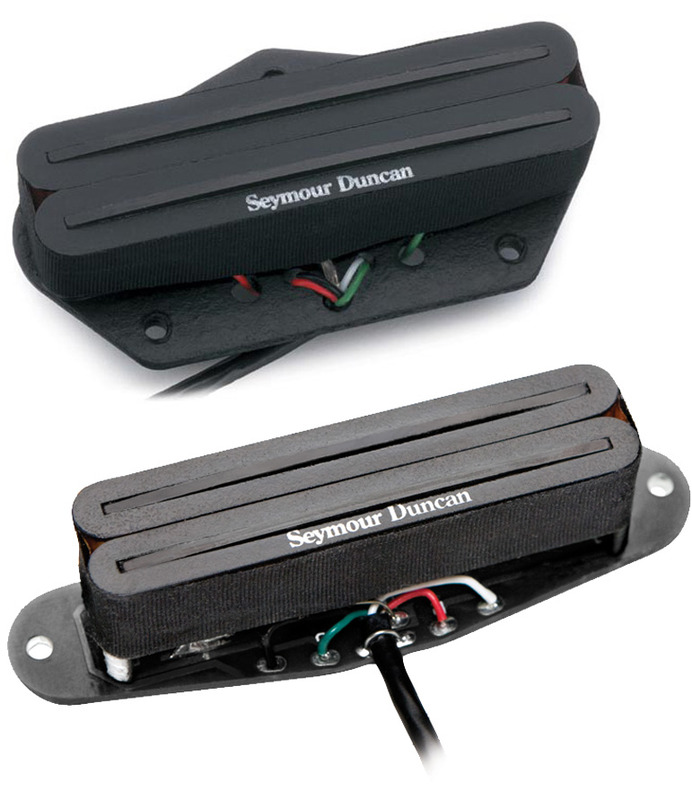 Seymour Duncan STHR-1 Hot Rails Set for Tele