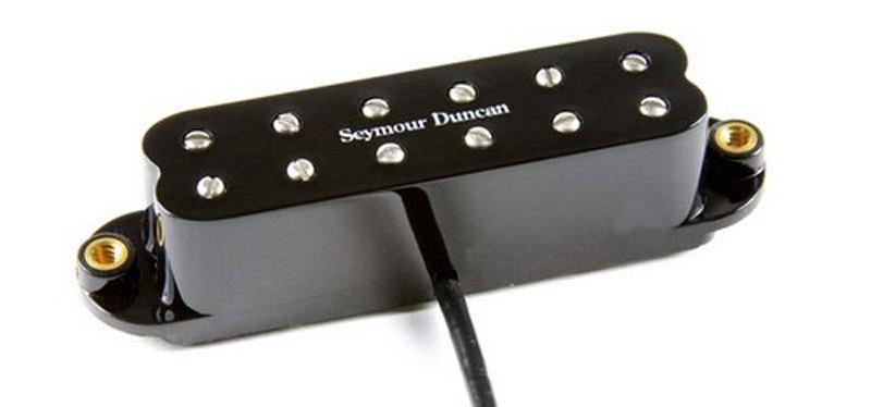 Seymour Duncan SL59-1 Little '59 for Strat - black, bridge