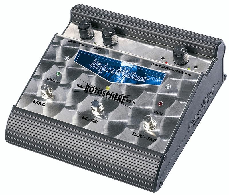 Hughes & Kettner Rotosphere MKII Tube Rotating Speaker Simulator