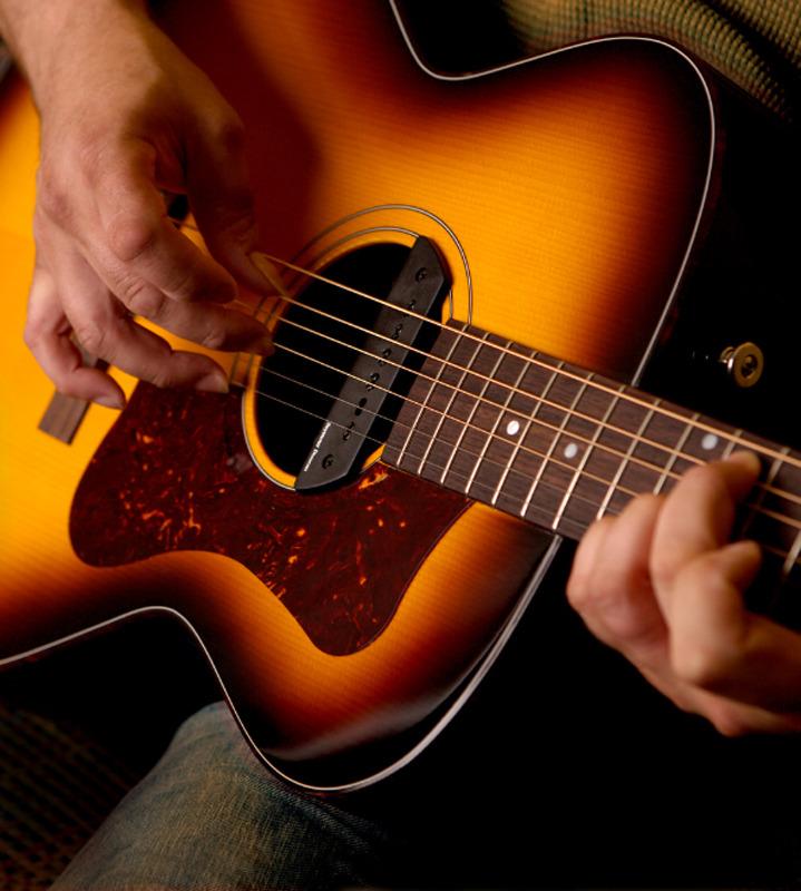 Seymour Duncan SA-6 Mag Mic Acoustic Guitar Pickup System