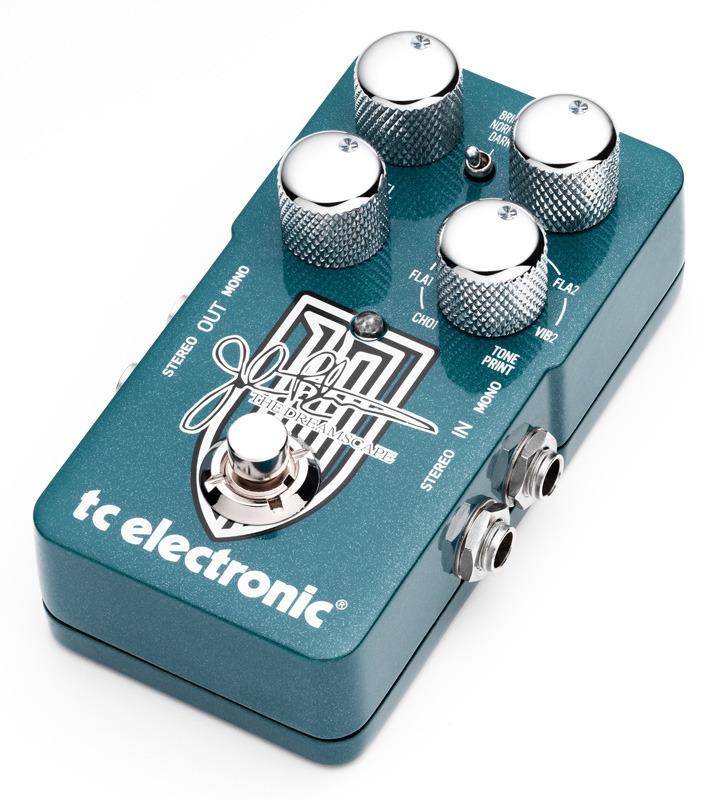 TC Electronic The Dreamscape John Petrucci Signature pedal