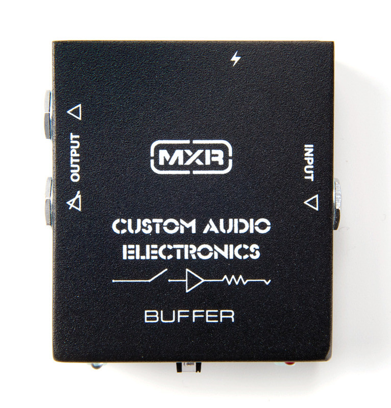 MXR Custom Audio Electronics MC-406 Buffer