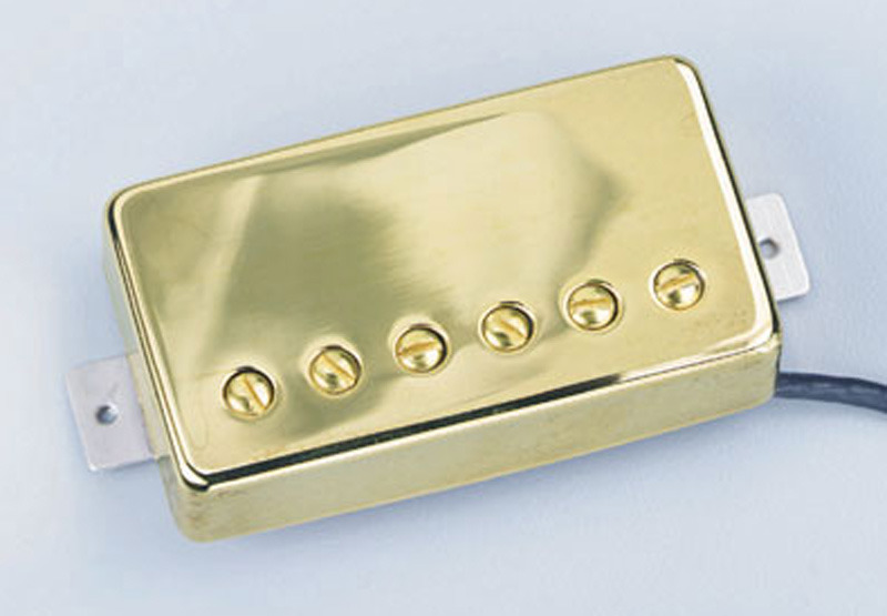 Benedetto PAF Series Jazz Guitar Humbucker Pickup - gold