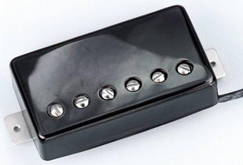 Benedetto PAF Series Jazz Guitar Humbucker Pickup - black nickel