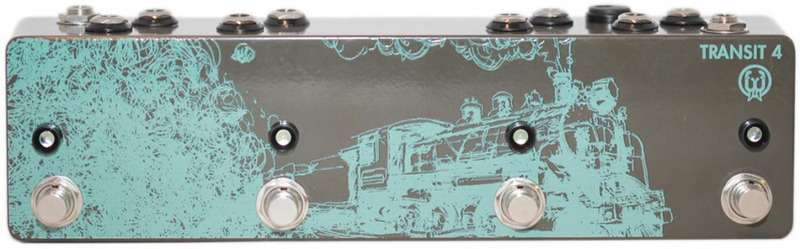 Walrus Audio Transit Looper Standard 4 True Bypass system