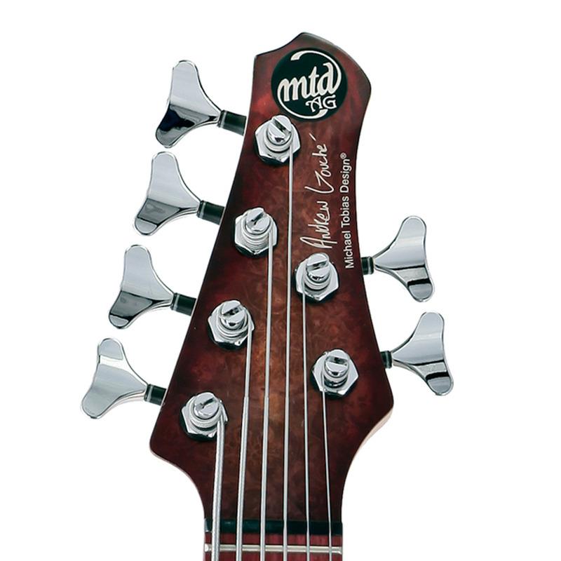 MTD Kingston AG6 Andrew Gouche 6 String Bass