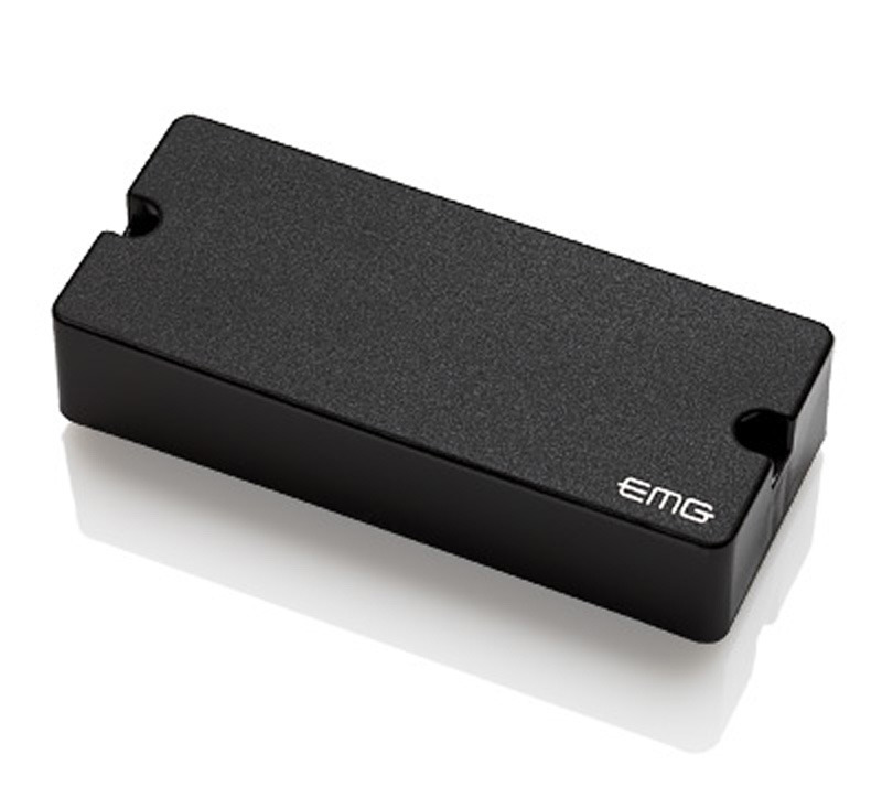 EMG 35DC Active Dual Coil Bass Pickup (ceramic) - black