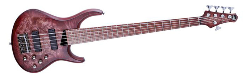MTD Kingston AG5 Andrew Gouche 5 String Bass