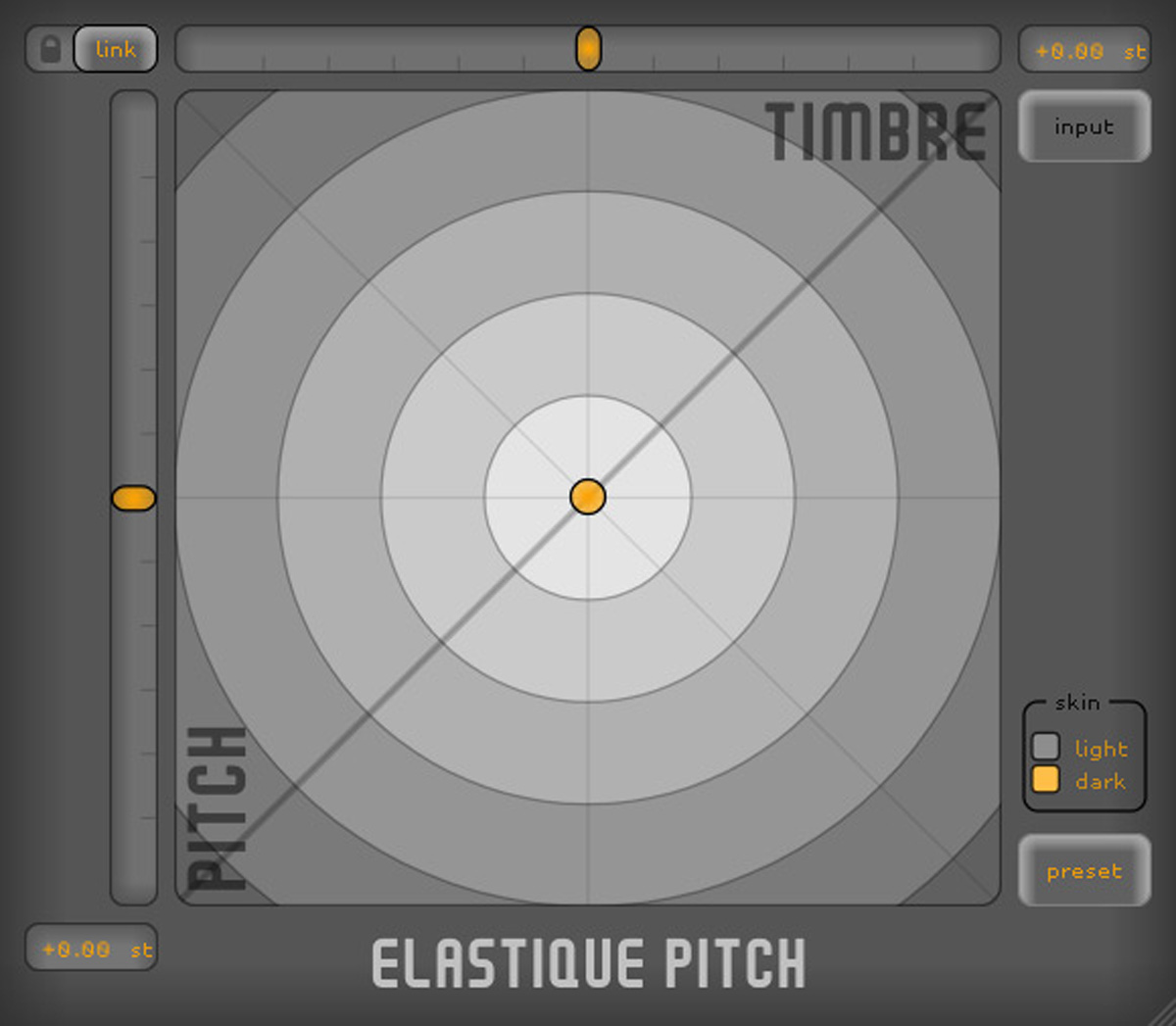 Zplane Elastique Pitch High Quality Real Time Pitch Shift plug-in - download