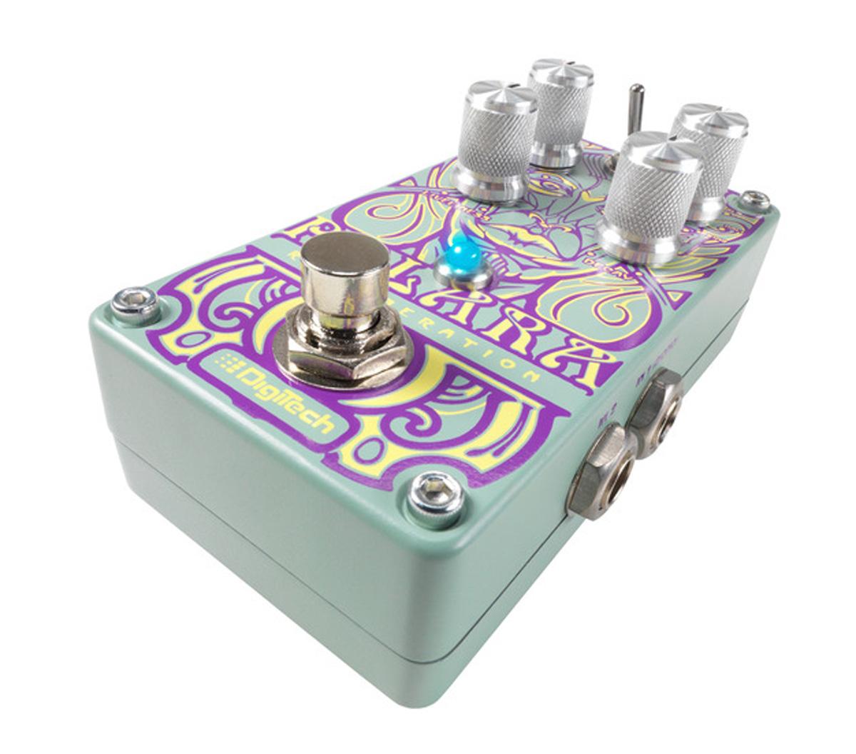 Digitech Polara Lexicon Reverb pedal