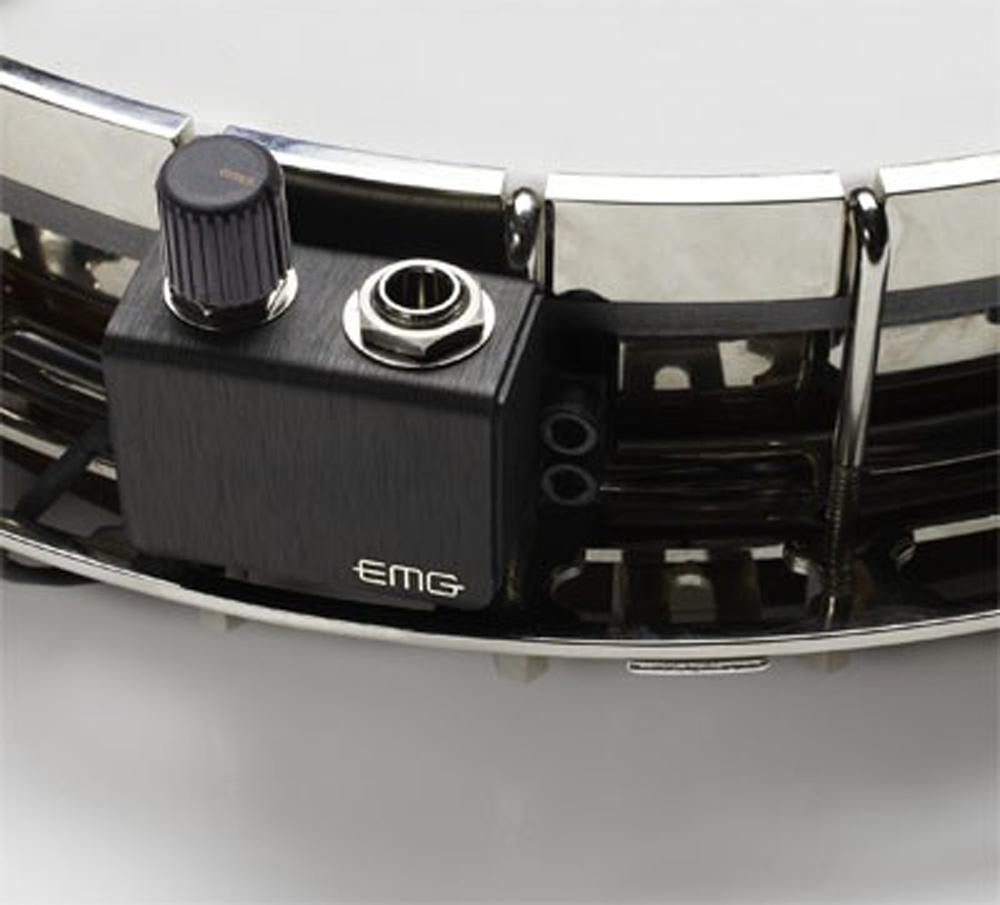 EMG Acoustic Pickup System for 5 string Banjo