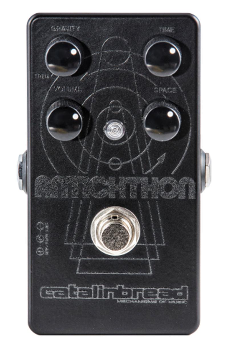 Catalinbread Antichthon Otherwordly Oscillating Fuzz pedal
